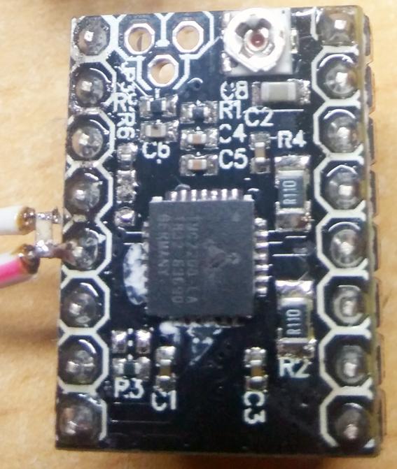 TMC2208 v2 UART