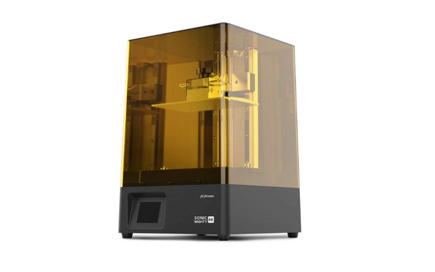 Phrozen анонсировала настольный MSLA 3D-принтер Sonic Mighty 4K