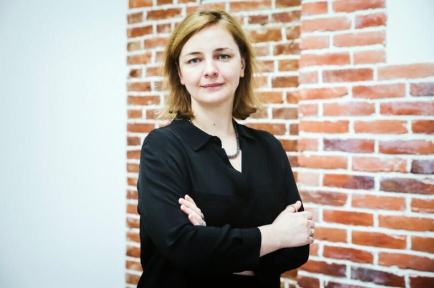 Директор Научно-образовательного центра инфохимии и профессор Университета ИТМО Екатерина Скорб.