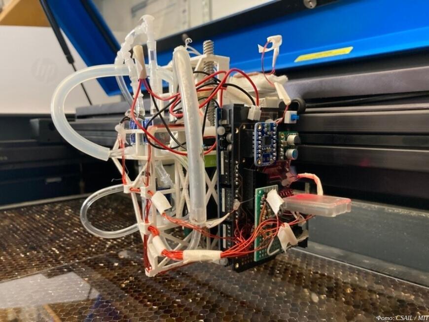 Ученые MIT продемонстрировали систему автоматизированного производства дронов (и не только)