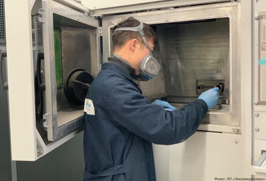 ЦНИИТМАШ разработал и передал Росатому исследовательский высокотемпературный 3D-принтер