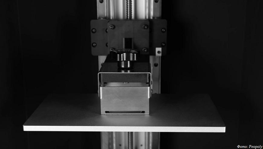 Peopoly предлагает LCD-SLA 3D-принтеры Phenom