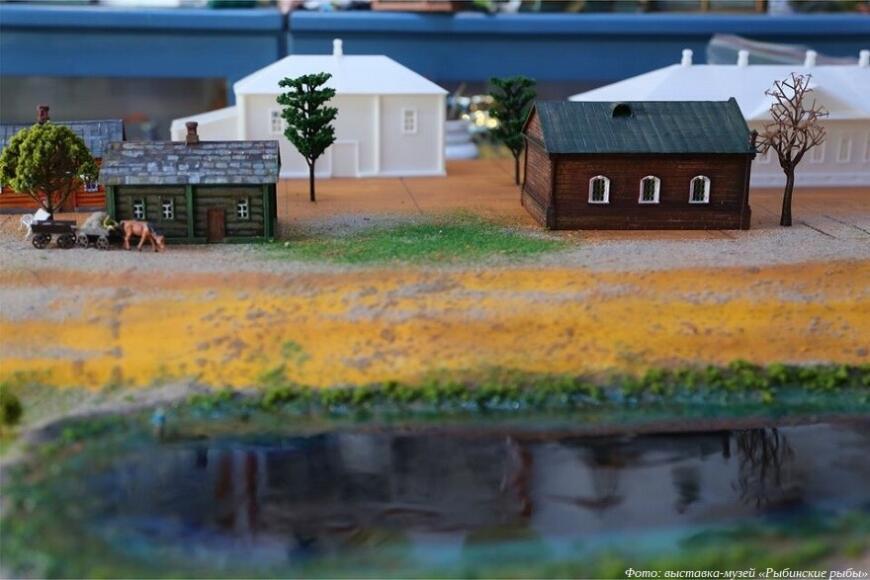 Русская Атлантида: в Рыбинске создается масштабный макет затопленного города
