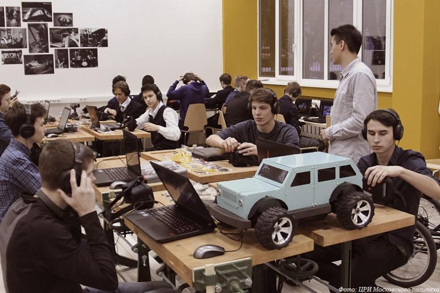 Июльские программы детских технопарков Москвы