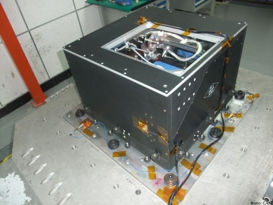 Китай испытал 3D-принтер на борту нового космического корабля