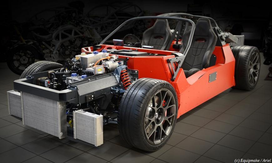 3D-печатный электромотор готовится выйти в рекордсмены по удельной мощности