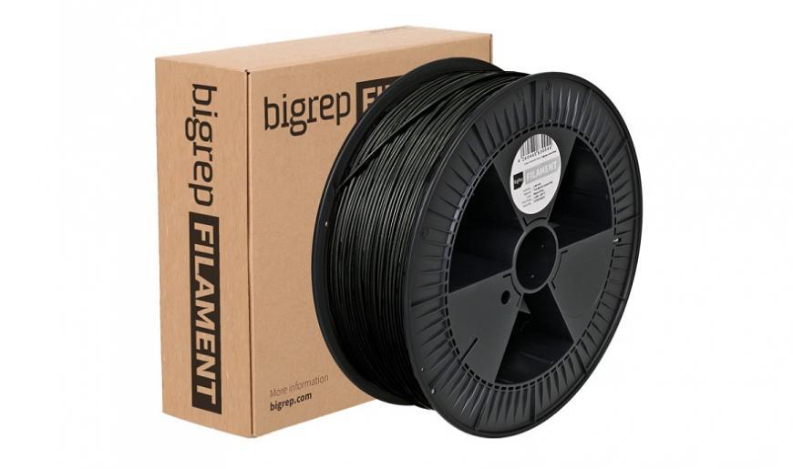 Крупноформатные 3D-принтеры BigRep получили фирменные филаменты из АБС и АСА