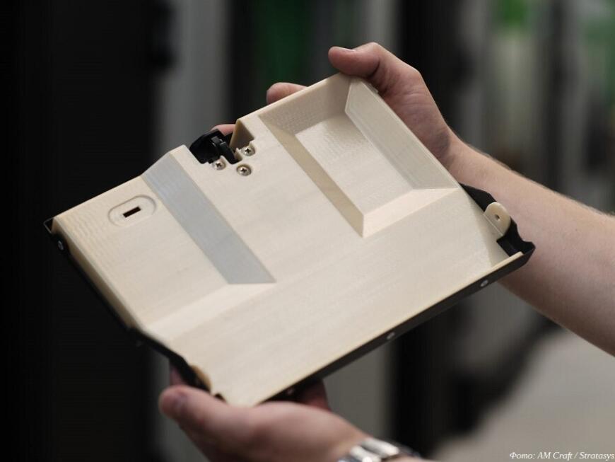Рижская компания AM Craft займется 3D-печатью авиационных комплектующих на 3D-принтерах Stratasys F900