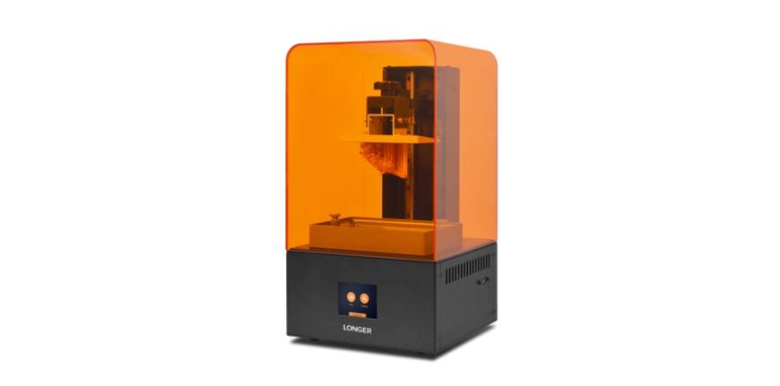 Longer 3D предлагает ЖК-масочные стереолитографические 3D-принтеры Orange 4K