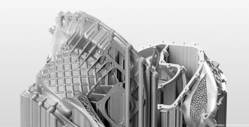 Больше лазеров! SLM Solutions продемонстрировала 12-лазерный 3D-принтер NXG XII 600