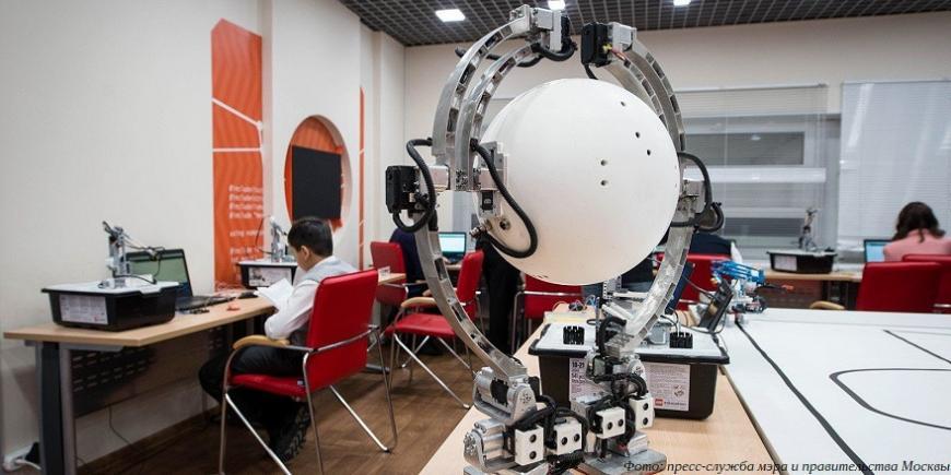 Столичные технопарки вновь приглашают детей на очное обучение