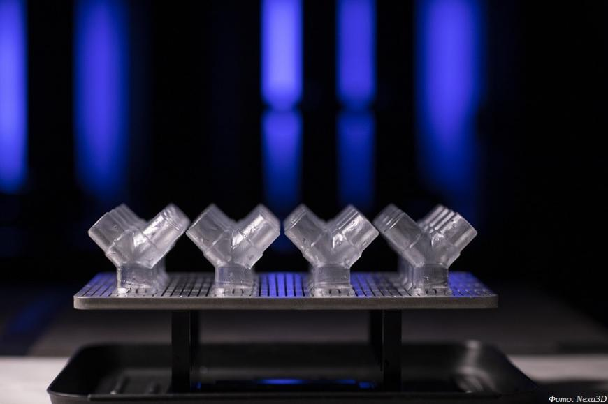Nexa3D и Henkel анонсировали биосовместимый фотополимер xMED412