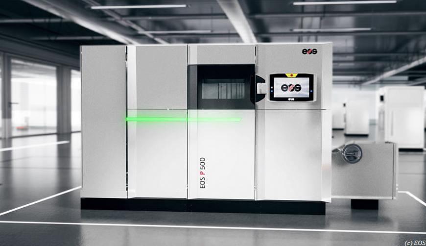 3D-принтер на угарном газе: EOS анонсировала новый вариант лазерной 3D-печати