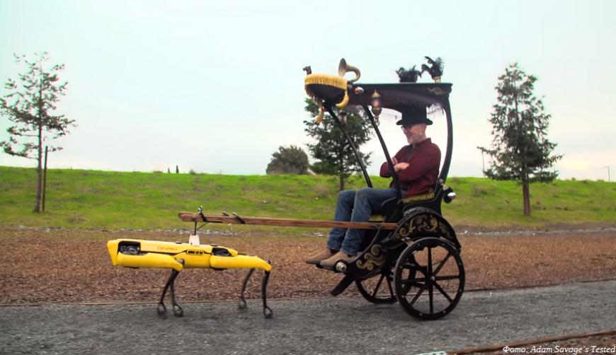 Solo 8: бюджетный 3D-печатный аналог робота Spot от Boston Dynamics