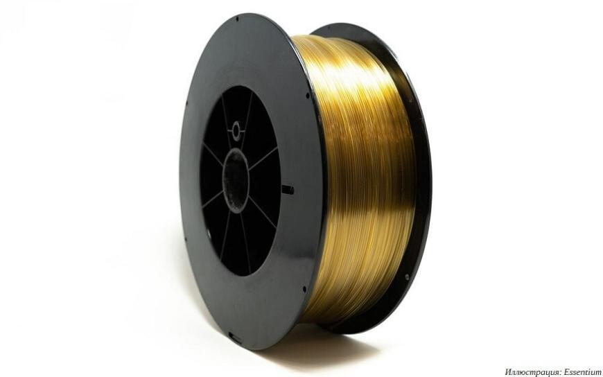 Essentium выпустил филамент из тугоплавкого инженерного пластика PEKK