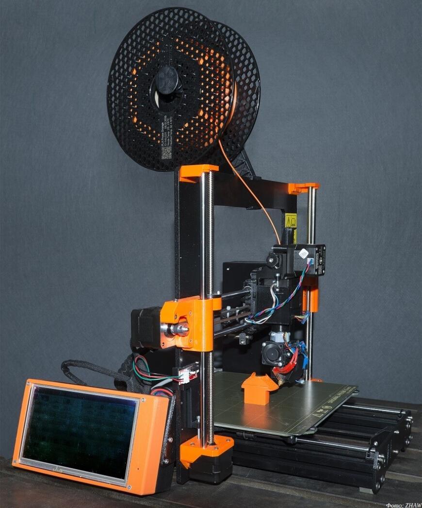 FDM 3D-печать без поддержек по-швейцарски