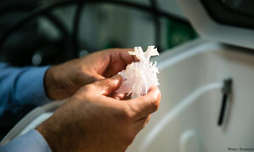 Новый апгрейд 3D-принтеров J750 Digital Anatomy повышает реалистичность 3D-печатных анатомических макетов