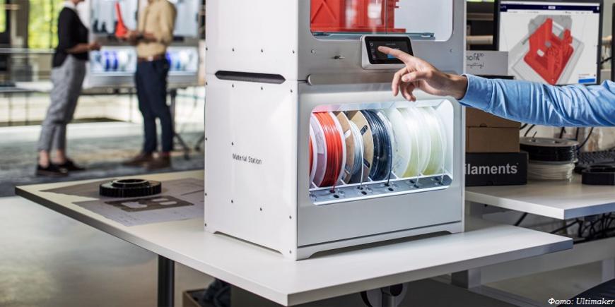 Ultimaker предлагает новый 3D-принтер S3 и усовершенствованный вариант флагманского S5