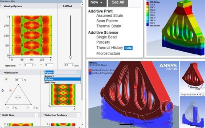 Ansys 2021 R1: новые программные продукты и лицензии для проведения продвинутых инженерных расчетов