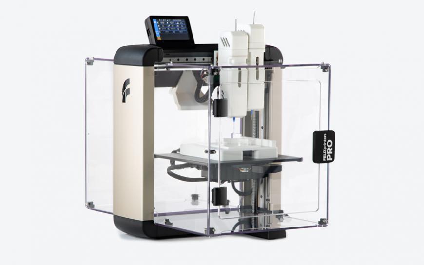 FELIXprinters предлагает биопринтер на основе FELIX Pro 3
