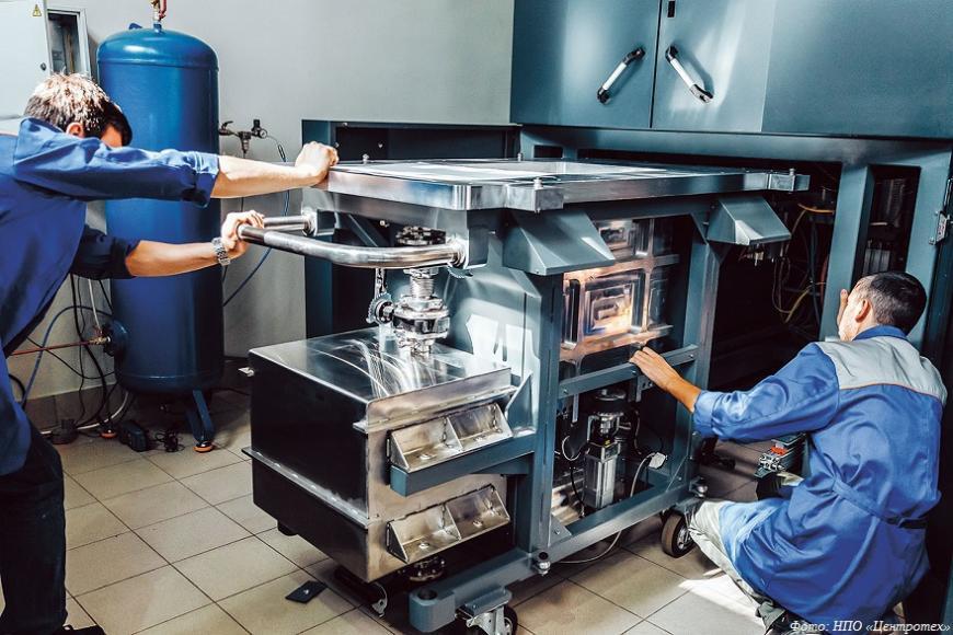 В Новоуральске началось изготовление двух новых мультилазерных 3D-принтеров разработки Росатома