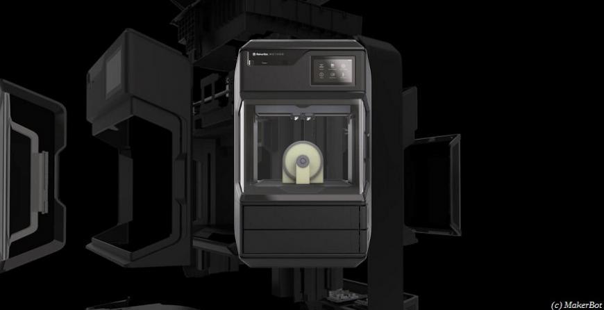 MakerBot анонсировал филамент на основе АСА