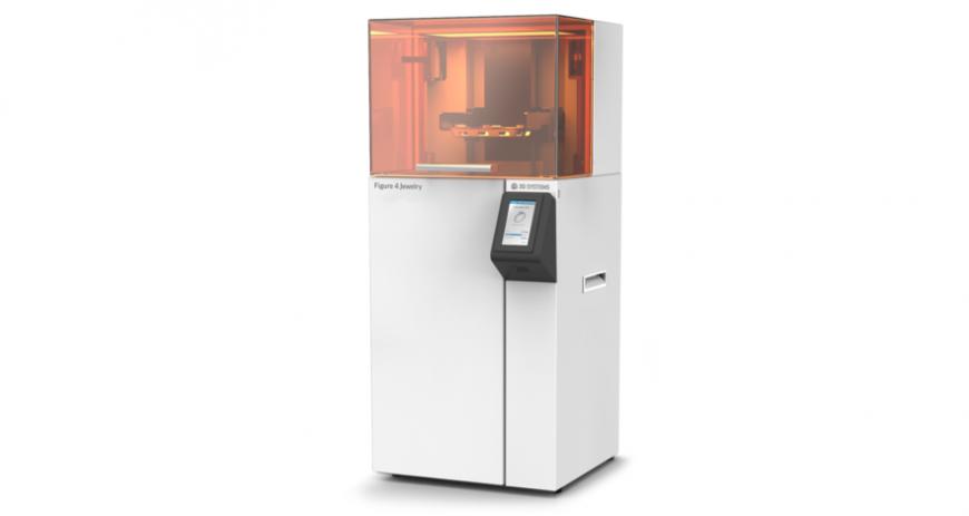 3D Systems анонсировала ювелирные 3D-принтеры Figure 4 Jewelry