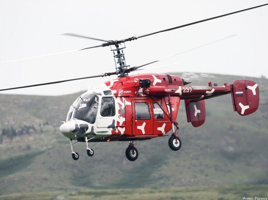 ОДК-Климов испытает вертолетный двигатель с 3D-печатными деталями
