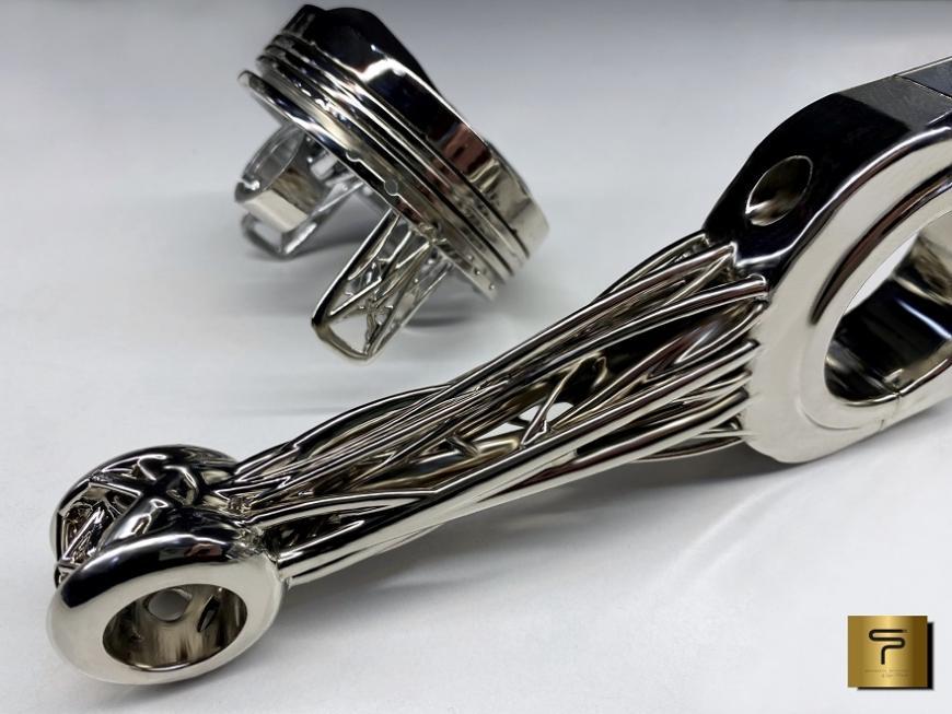 Греческий инженер разрабатывает 3000-сильный гиперкар с 3D-печатными деталями
