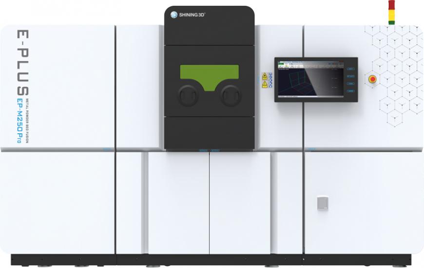 Shining 3D предлагает SLM 3D-принтеры EP-M250 Pro