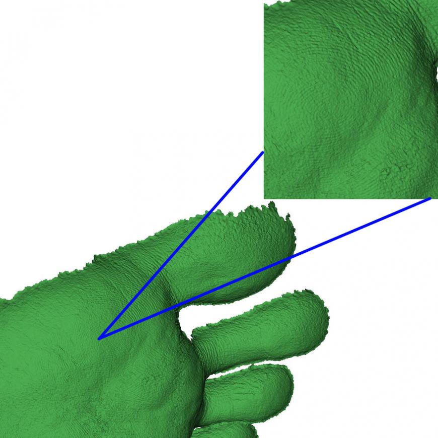 Thor3D анонсировала новый ручной 3D-сканер Calibry Mini