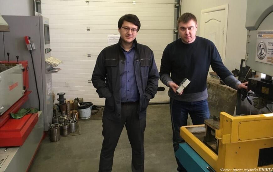 Пермские ученые повышают долговечность механических деталей с помощью 3D-печати