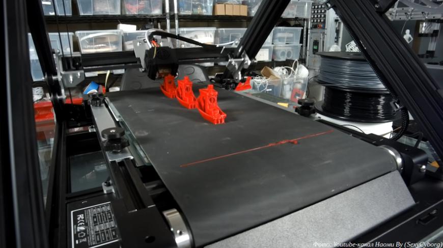 3DPrintMill: конвейерный 3D-принтер от Creality выходит на Kickstarter
