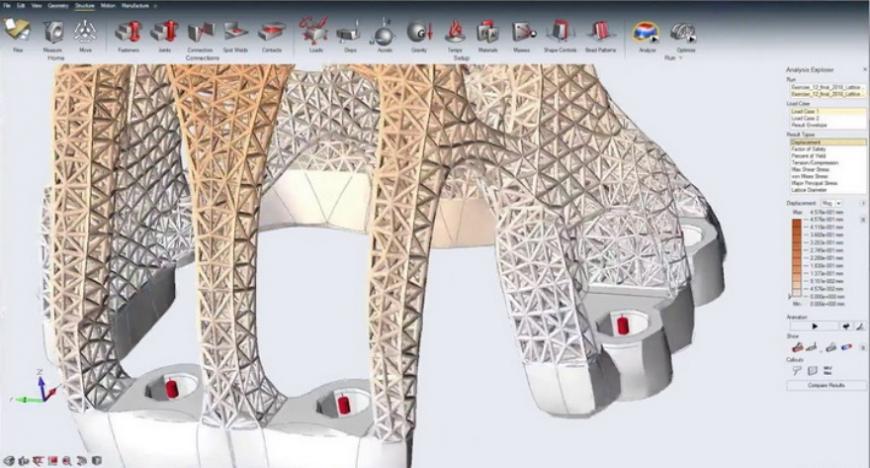 CompMechLab приглашает на вебинар по проектированию и топологической оптимизации