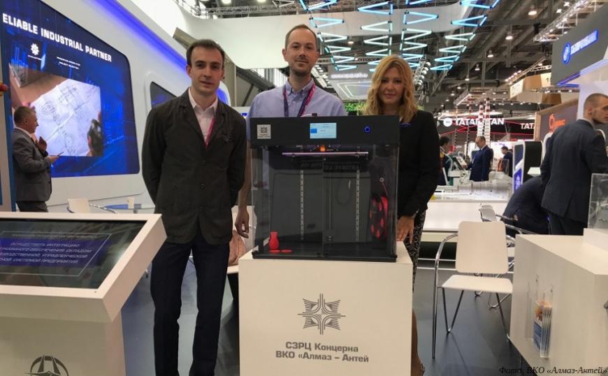 Обуховский завод наладил производство FDM 3D-принтеров «Гелиос-1»