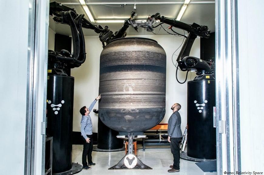 Деньги есть: компанию Relativity Space обеспечили финансами на производство и запуск 3D-печатных ракет