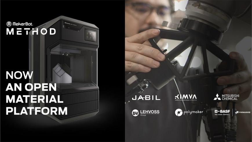 MakerBot предлагает универсальные экструдеры LABS для 3D-принтеров Method