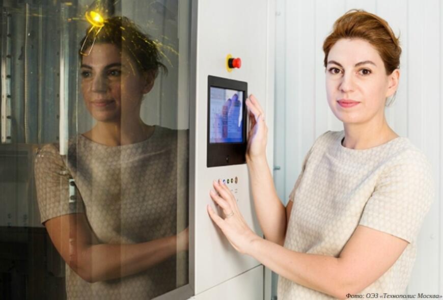 Ашхен Овсепян стала амбассадором организации Women in 3D Printing в России