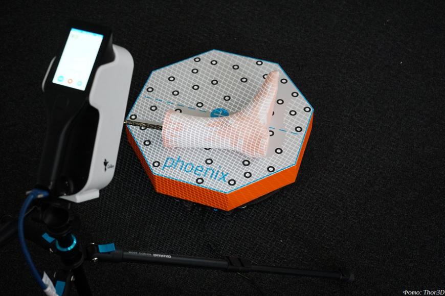 Реальное применение: 3D-сканирование в ортопедической практике