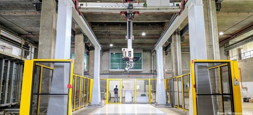 Сингапур обзавелся самым большим строительным 3D-принтером в Юго-Восточной Азии