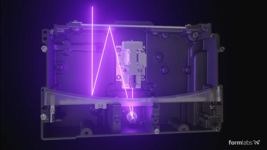 Formlabs начинает поставки стереолитографических 3D-принтеров Form 3L