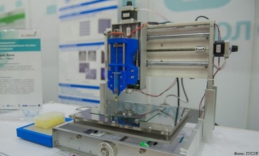 ТУСУР разрабатывает оборудование для цифровой печати интегральных схем