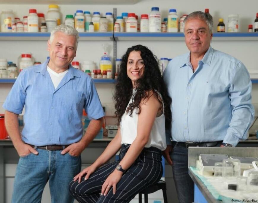 Израильский стартап SavorEat работает над 3D-печатными вегетарианскими бургерами