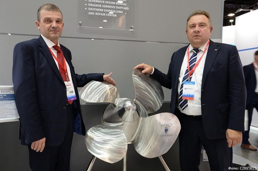 Корабелка отправила судоремонтному центру «Звездочка» 3D-принтер для печати металлами