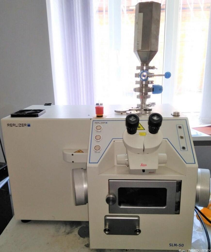Пермские политехники работают над повышением эффективности 3D-печатных имплантатов