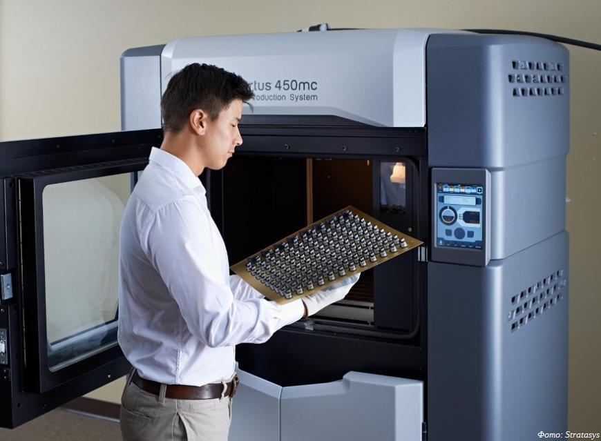 РЖД испытывает 3D-печатные антивирусные ручки дверей от Siemens Mobility