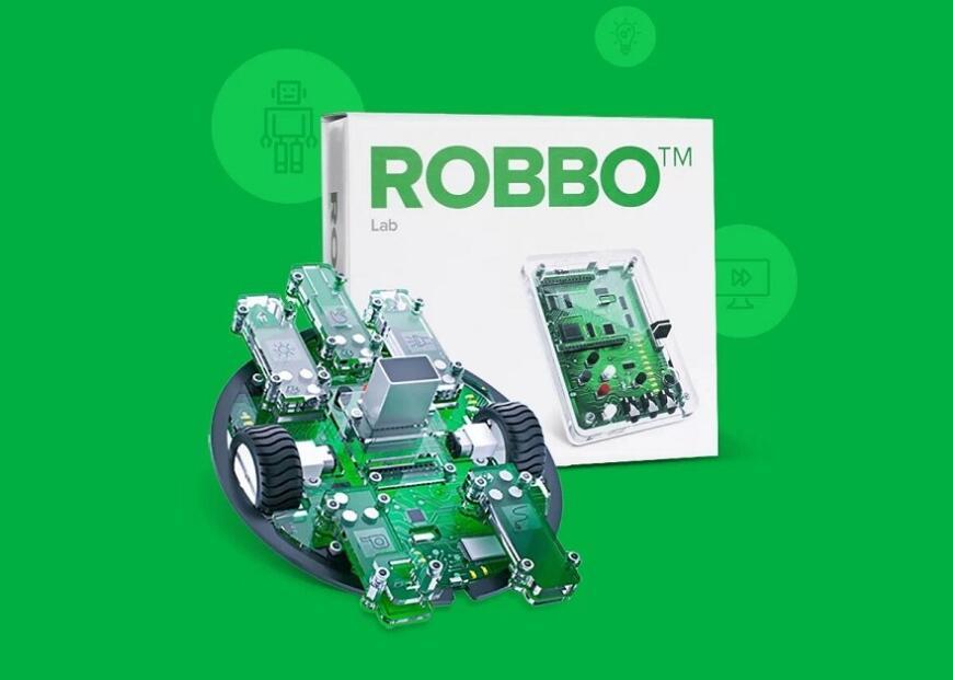 Приморские школьники обучаются робототехнике на уроках технологии и информатики в «РОББО Классах»
