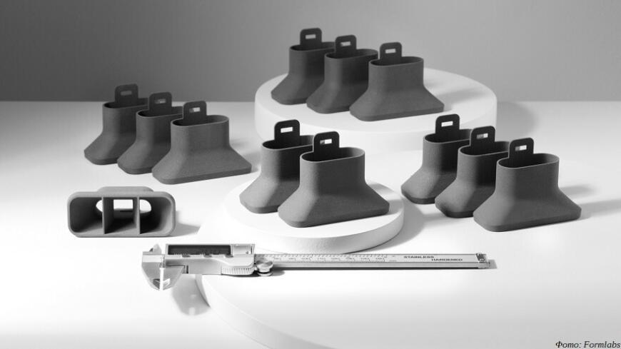 Компания Formlabs принимает заказы на SLS 3D-принтеры Fuse 1