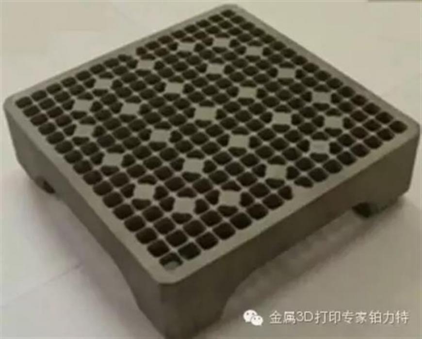 Американская компания впервые оснастила ядерный реактор 3D-печатной деталью