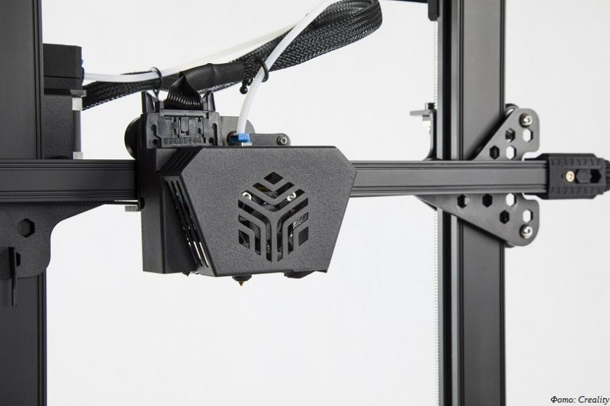 Компания Creality предлагает бюджетный 3D-принтер CR-6 SE